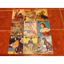 Sucesos Para Todos Anos 50s 9 Ejemplares