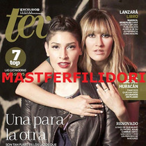 Ha*ash Haash Revista Teve De Enero 2015 Hanna Ashley