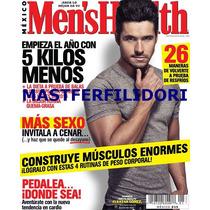 Eleazar Gomez Revista Mens Health Mexico De Enero 2015