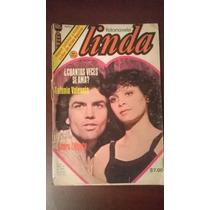 Laura Zubieta, Antonio Valencia En Fotonovela Linda