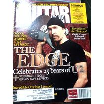 Guitar World - The Edge U2