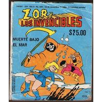 Zor Y Los Invencibles Revista Semanal 16 De Nov. 1984