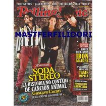 Soda Stereo Gustavo Cerati Revista Rolling Stone Mexico 2015
