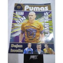 Revista Oficial Pumas. Año 5 # 1. Enero 2008. Universidad