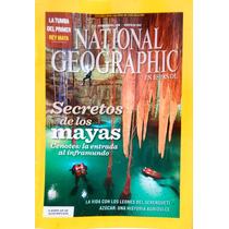 National Geographic. 2013 Agosto.secretos De Los Mayas.