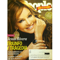 Jenni Rivera Revista People Puerto Rico
