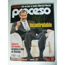 Revista Proceso Incontrolable Padre Marcial Maciel