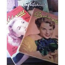 Revistas Confidencias De Los Años 50s,60s