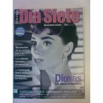 Revista Día Siete #410. Diosas. Las Trece Irrepetibles.