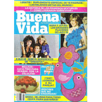 Dinastia En Buena Vida, Revista De 1983, Serie De Tv