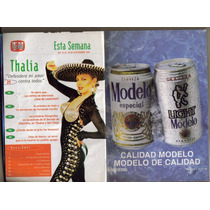 Reportaje De: Thalia En Revista. Tele-guia. (1997) $75.00