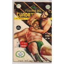 Revista Figuras De Lucha Libre Mexicana Y Box Anuario 1980