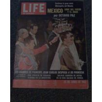 Revista Life En Español 1962 Urbe Del Fuego Y Agua