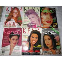 Revista Kena, María Sorte, Tatiana, Paty Manterola, Kate Del