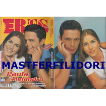 Alejandro Sanz Blanca Soto Revista Eres Diciembre 1997