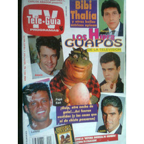 Tele Guia Los Hiper Guapos De Tv Antigua