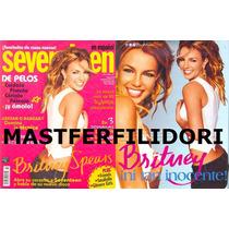 Britney Spears Revista Seventeen Mexico Diciembre 2003