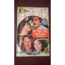 Luis Uribe Y Sandra Chavez En: Fotonovela Cita De Lujo