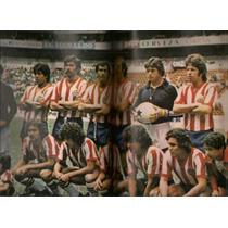 Revista Futbol Balón Chivas Guadalajara De 1978