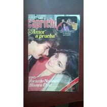 Ricardo Noriega, Blanca Diaz En Fotonovela Capricho