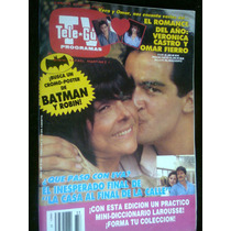 Veronica Castro Revista Teleguia Antigua Vv4