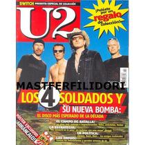 U2 Bono Revista Switch Edicion Especial De 2004