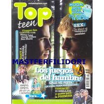 Josh Hutcherson Liam Hemsworth 2012 Los Juegos Del Hambre