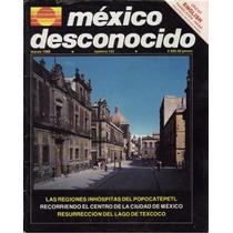 México Desconocido Y Suplemento En Ingles Varios Números Maa