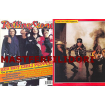 Red Hot Chili Peppers Revista Rolling Stone Mexico # 43 2006