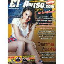 Danna Paola Revista El Aviso