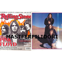 Pink Floyd Roger Waters Revista Rolling Stone Mexico 2007