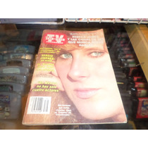 Vintage Revista Tele Guia 80s Christian Bach