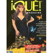 Jenni Rivera Revista Que