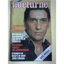 Revista Nocturno Juan Ferrara Elvis Presley 1977