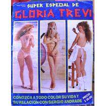 Revista Super Especial Con Gloria Trevi, En Español, Musica