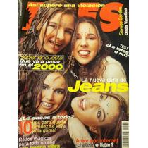 Grupo Jeans Revista Eres 2000