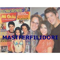 Martha Higareda Yahir Revista Mi Guia Marzo 2003