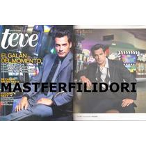 Cristian De La Fuente Revista Teve De Mayo 2012 Thalia Mdn
