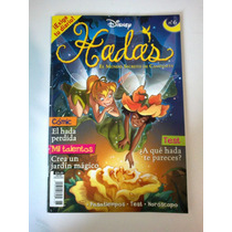 Revista Disney Hadas El Mundo Secreto De Campanita
