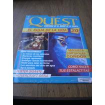 Revista Quest El Agua De La Vida No. 20 Hovercraft