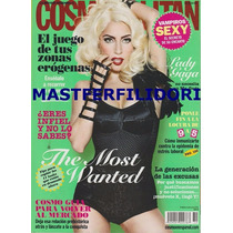 Lady Gaga Revista Cosmopolitan De Mexico Abril 2010