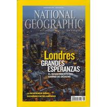 National Geographic, Revista En Español Maa