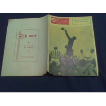 Revista As De Futbol Mexicana Año 1941