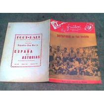 1a.revista De Fut En Mexico As De Futbol 1941