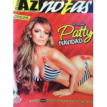 Paty Navidad Revista Az Notas
