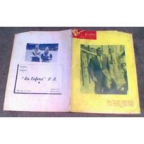1a.revista De Fut En Mexico As De Futbol 1943