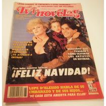 Tv Y Novelas, Christian Bach,humberto Zurita,navidad 1989