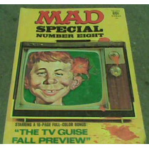 Revista Mad En Ingles Super Especial