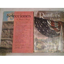 Selecciones Del Reader-s Digest.1952.. Sept.y Jul.$60. C/mes