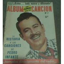 Album De Oro De La Cancion Pedro Infante 1957